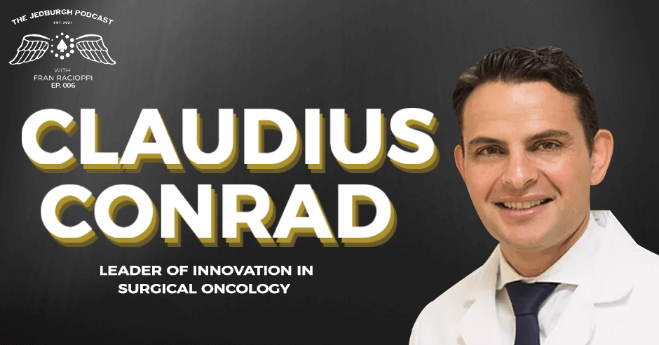 #006: Music & Surgery – Dr. Claudius Conrad