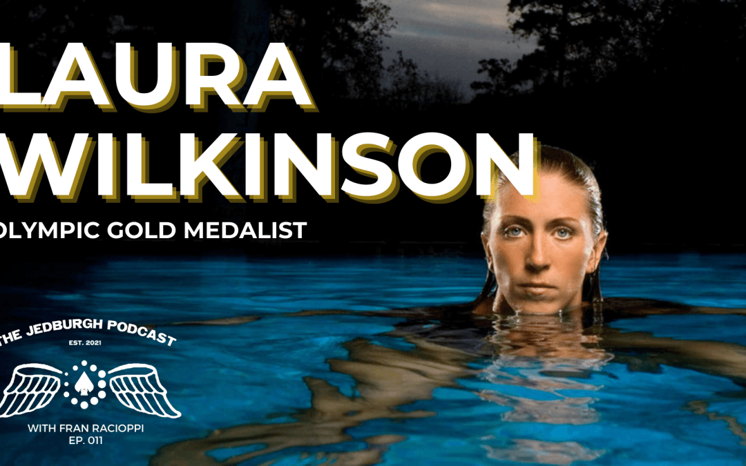 #011: The Pursuit Of Gold – Olympic Gold Medalist Laura Wilkinson
