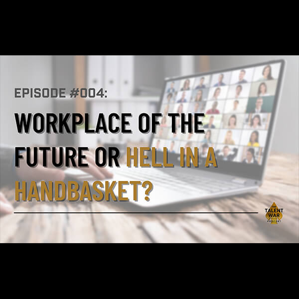 #004: Is Home-Office the Workplace of the Future? Or Does Working in an Office Still Work?
