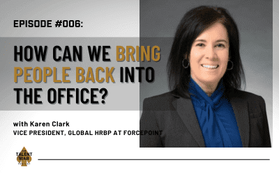 #006: How Can We Bring People Back Into The Office? With Karen Clark