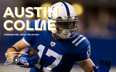 #021: NFL To RPA – Austin Collie